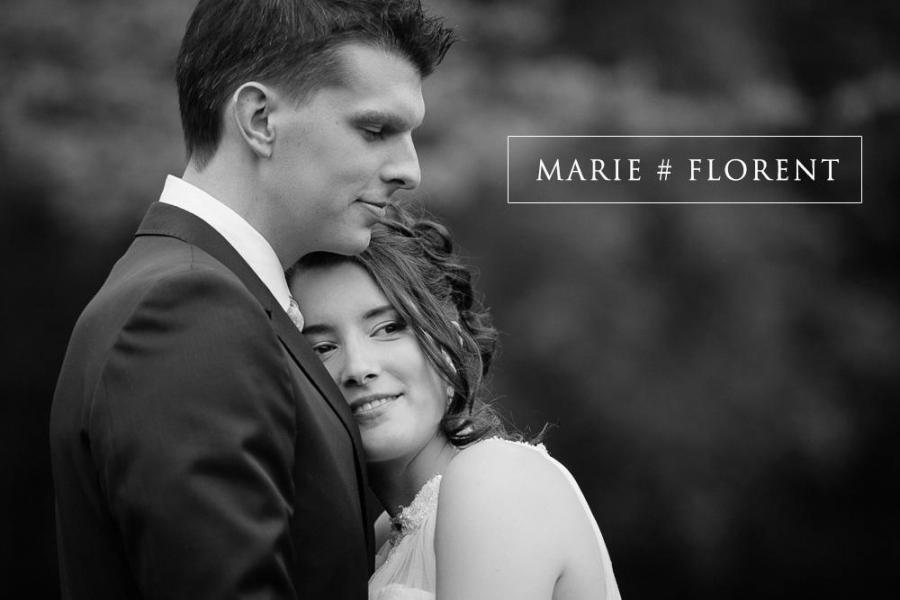 Photographe mariage le mans M&F